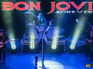 Classic Rock Legends ... A Tribute To Rock: Bon Jovi Forever + Ozzborn + Motley Crew + Nightrain + K.I.S.S picture