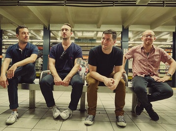The Menzingers, Pup, Cayetana picture