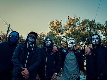 Hollywood Undead artist photo