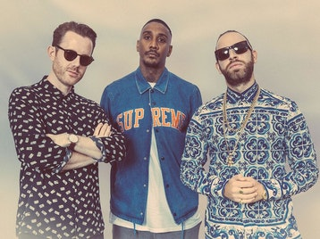 Brand New Machine Tour: Chase & Status (Live) + Moko + Pusha T + Netsky picture