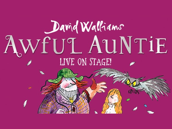 Awful Auntie - Live On Stage Tour Dates