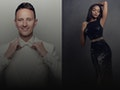 Rhythm Of The Night - An Audience With: Ian Waite, Oti Mabuse event picture