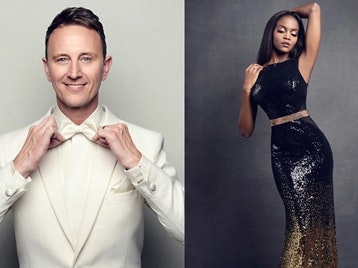 Rhythm Of The Night - An Audience With: Ian Waite, Oti Mabuse picture