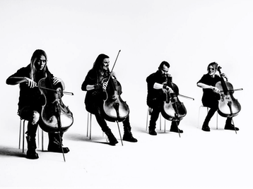 Metallica By Four Cellos: Apocalyptica picture