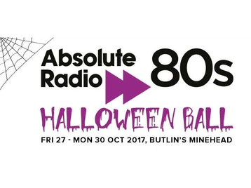 Absolute 80s Weekender: Halloween Ball : Tony Hadley, The Fizz, Nathan Moore (Brother Beyond), The Doctor (Doctor And The Medics), Aswad, Musical Youth, T'Pau, Pat Sharp, Martyn Lee, Circus Of Horrors, Freakin' 80s Show picture