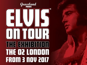 Elvis On Tour - The Exhibition picture