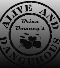 Brian Downey's Alive And Dangerous artist photo