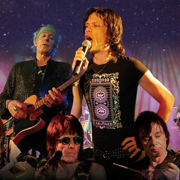 The Rolling Stones Story Tour Dates