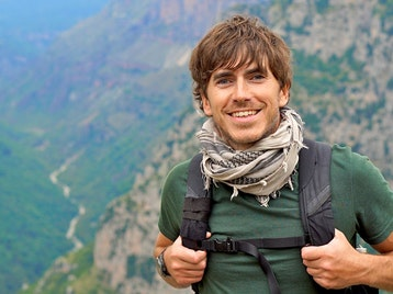 An Audience With Simon Reeve: Simon Reeve picture