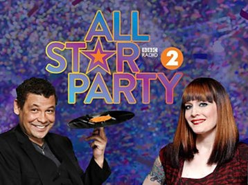Radio 2's All Star Party: Trevor Nelson, Craig Charles, Ana Matronic, Soul II Soul, Shalamar, The Fantasy Funk Band , Omar, Shaun Escoffery picture