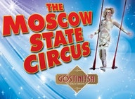 The Moscow State Circus: 2 for 1 tickets!