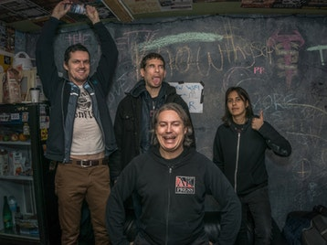 Propagandhi artist photo