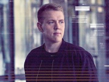 Modulation : Martin Jensen, Mr Thomas picture