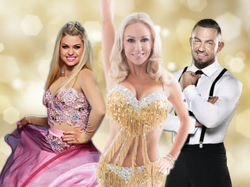 Dance To The Music: Kristina Rihanoff, Robin Windsor, Oksana Platero picture