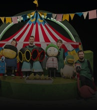 Sarah & Duck's Big Top Birthday (Touring) artist photo