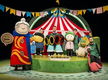 Sarah & Duck's Big Top Birthday (Touring) picture