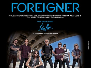 40th Anniversary Tour: Foreigner, Joanne Shaw Taylor, John Parr picture