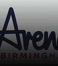 Arena Birmingham artist photo