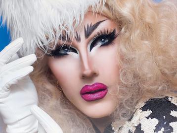 Sasha Velour artist photo