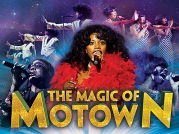 The Reach Out® 50 Years of No.1 Hits Tour: The Magic Of Motown (Touring) picture