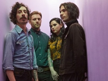 Turbowolf picture