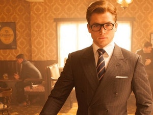 Film promo picture: Kingsman: The Golden Circle
