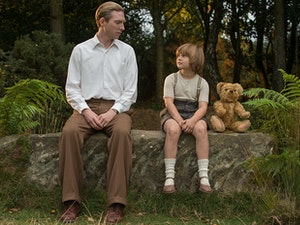 Film promo picture: Goodbye Christopher Robin