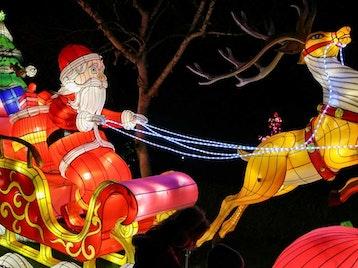 Magical Lantern Festival Birmingham picture