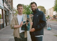 Mount Kimbie artist photo