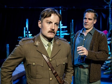 Not About Heroes: Flying Bridge Theatre Company, Seabright Productions picture
