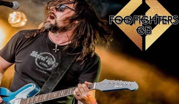 Foo Fighters GB Tour Dates