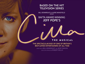 Cilla - The Musical (Touring), Kara Lily Hayworth, Carl Au, Andrew Lancel picture