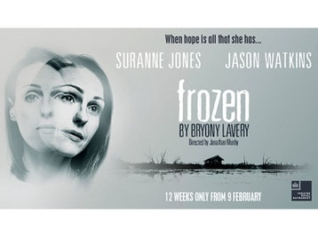 Frozen: Suranne Jones, Jason Watkins picture