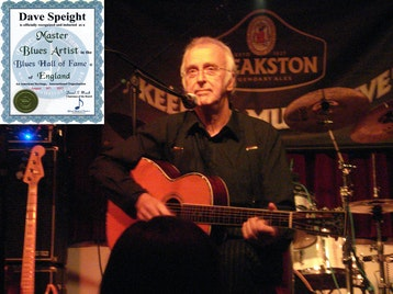 Otley Folk Club: Dave Speight picture