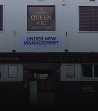 The Queen Vic artist photo