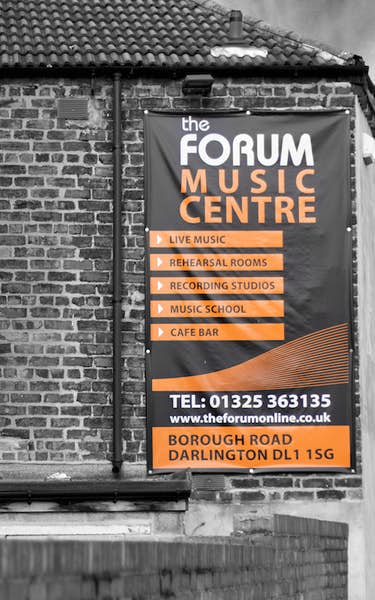 The Forum Music Centre Events