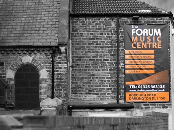 The Forum Music Centre venue photo