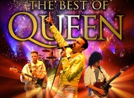 The Best Of Queen - performed by Flash artist photo