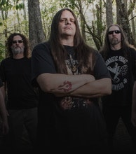 Cannibal Corpse artist photo
