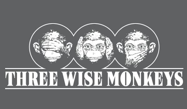 Three Wise Monkeys Events
