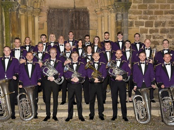 A Christmas Spectacular Of Brass And Comedy: Brighouse & Rastrick Band, Norman Prince picture