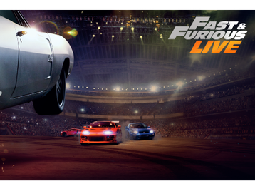 Fast And Furious Live artist photo
