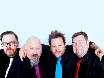 One Big Happy Tour: Bowling For Soup + The Dollyrots + Patent Pending picture