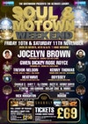 Flyer thumbnail for Soul & Motown Weekend: Jocelyn Brown, Heatwave