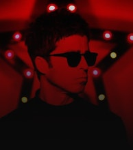 Noel Gallagher's High Flying Birds artist photo