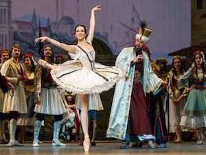 Film promo picture: Le Corsaire (2017): Bolshoi Ballet Encore