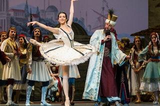 Image for Le Corsaire (2017): Bolshoi Ballet Encore