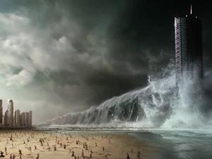 Film promo picture: Geostorm
