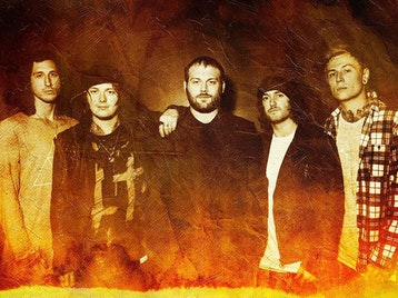 Asking Alexandria + Motionless In White picture