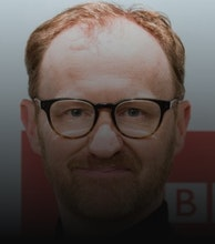 Mark Gatiss artist photo